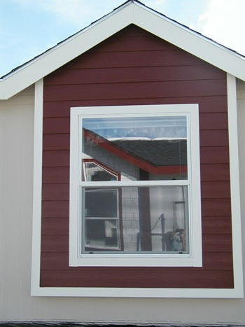 Optional Exterior - Boxout and Dormer
