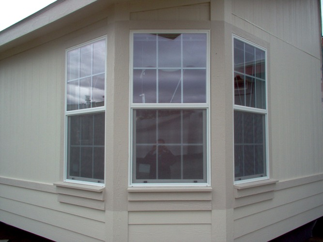 Optional Exterior - Corner Bay