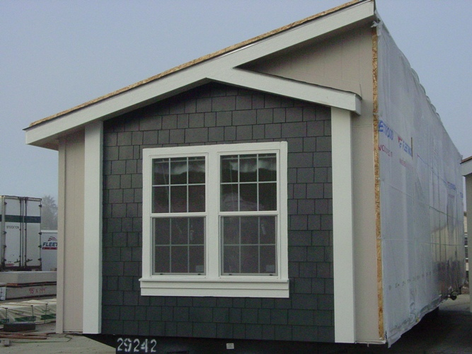 Optional Exterior - Hardi Shake